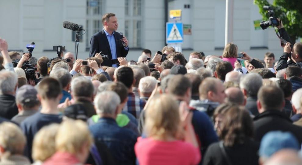 Wybory prezydenckie 2015: Andrzej Duda wygrał tam, gdzie jest bezrobocie