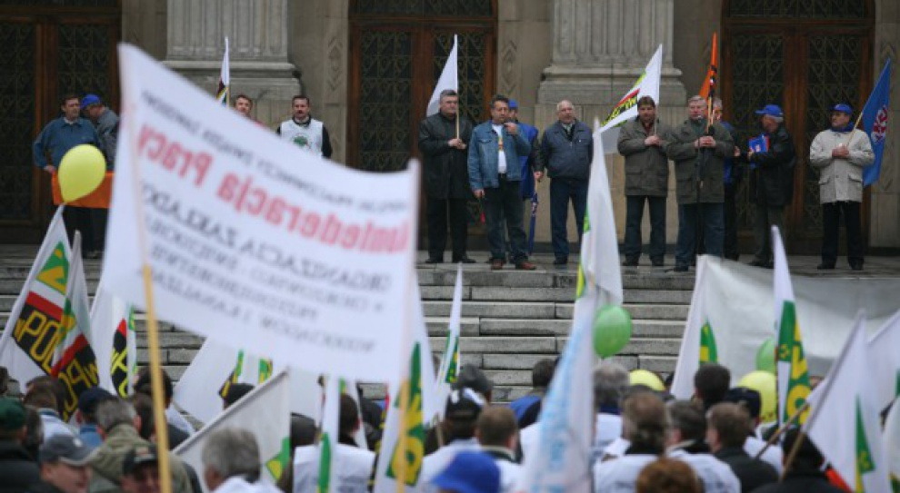 Strajk pielęgniarek i położnych: Jeśli nie dojdzie do porozumienia, będzie strajk generalny