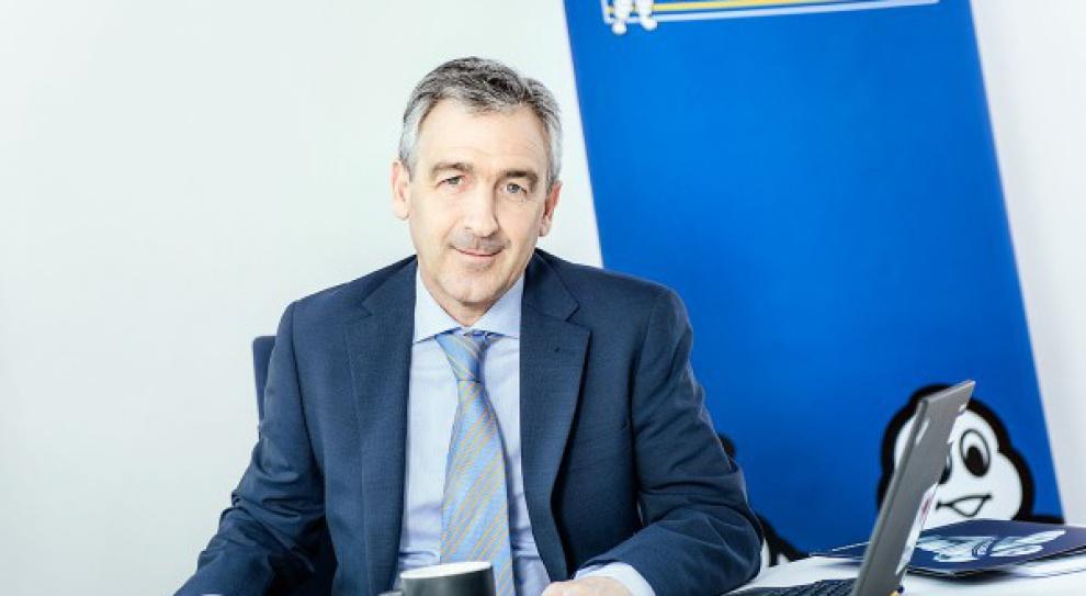 Txomin Castillo nowym dyrektorem handlowym grupy Michelin
