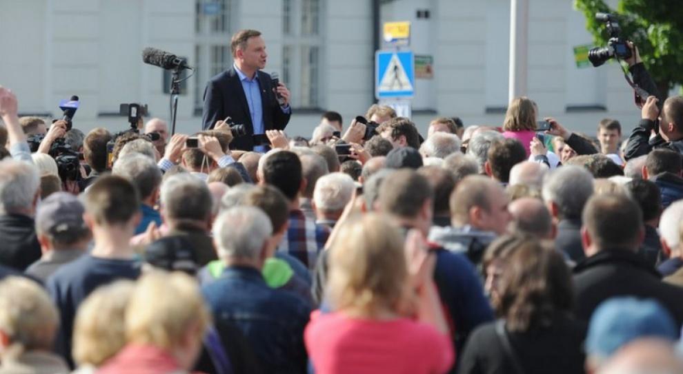 Wybory prezydenckie 2015: Andrzej Duda chce być kreatorem i patronem dialogu