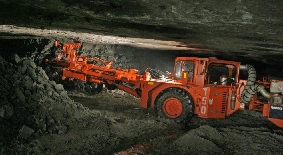 Nawet inteligentna kopania nie obędzie się bez górników