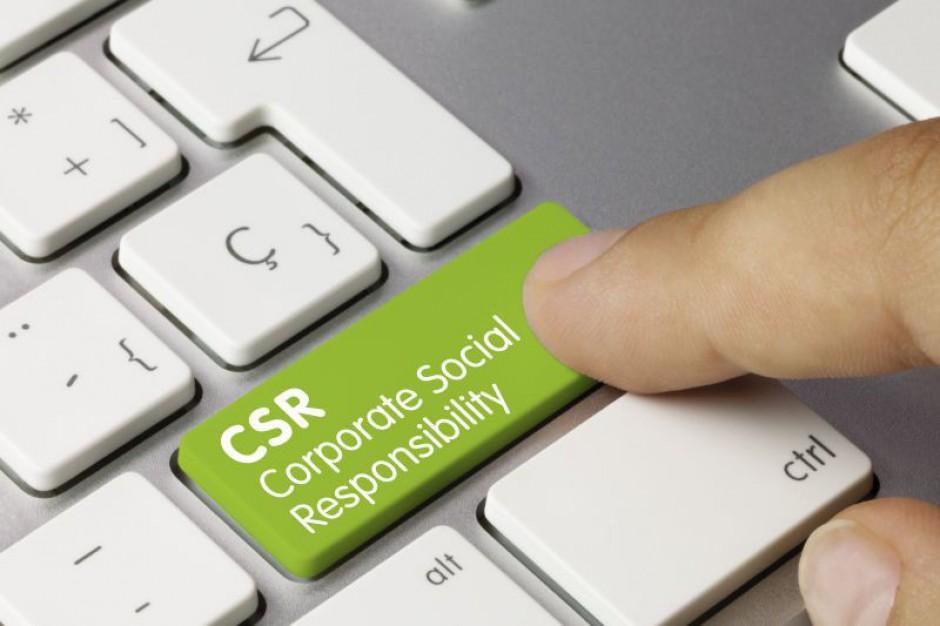 Te firmy najbardziej dbają o CSR