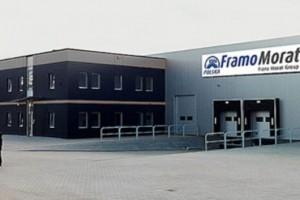 100 miejsc pracy dzięki inwestycji firmy Framo Morat
