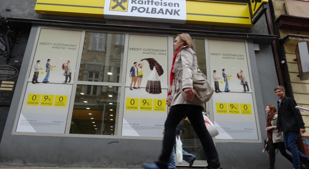 Raiffeisen Bank International sprzedaje polski oddział