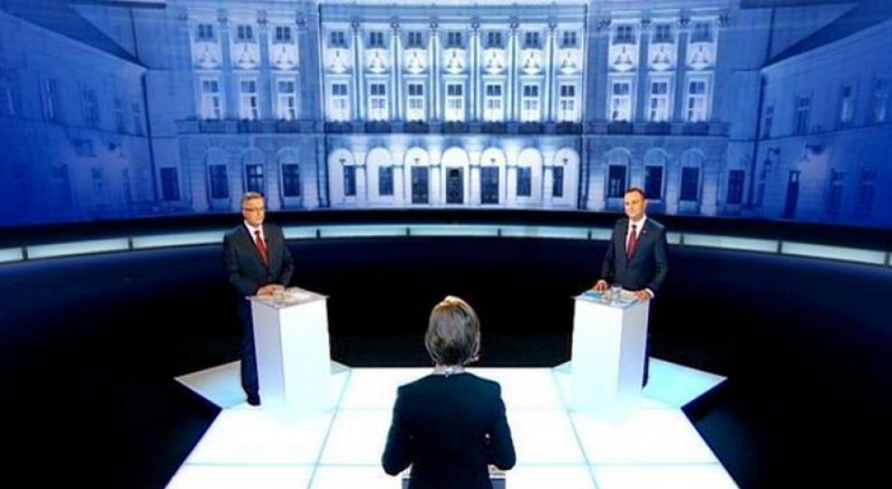 Wybory prezydenckie 2015: Eksperci od rynku pracy oceniają debatę Komorowski - Duda