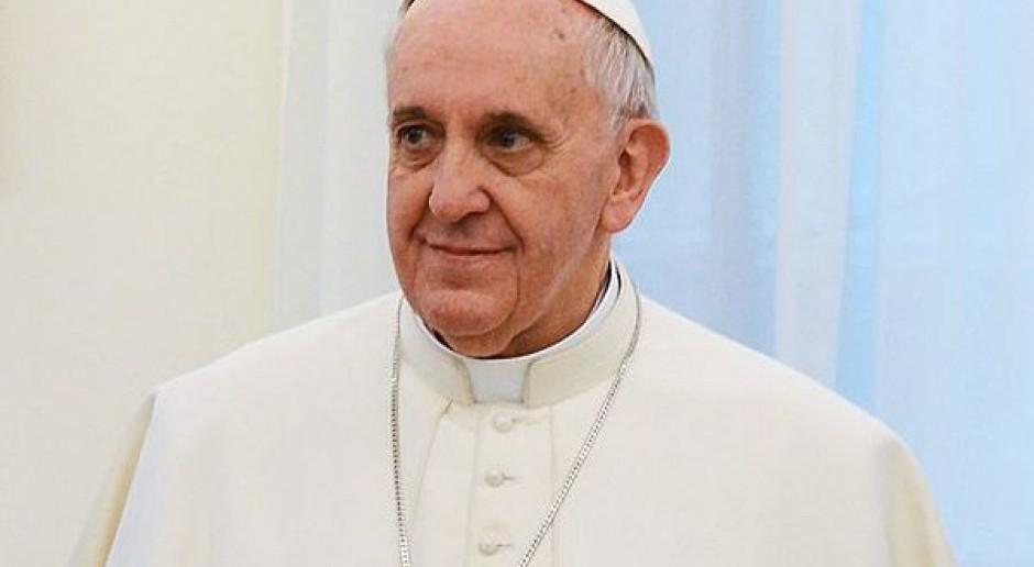 Papież Franciszek: Brak pracy odbiera godność i pełnię życia