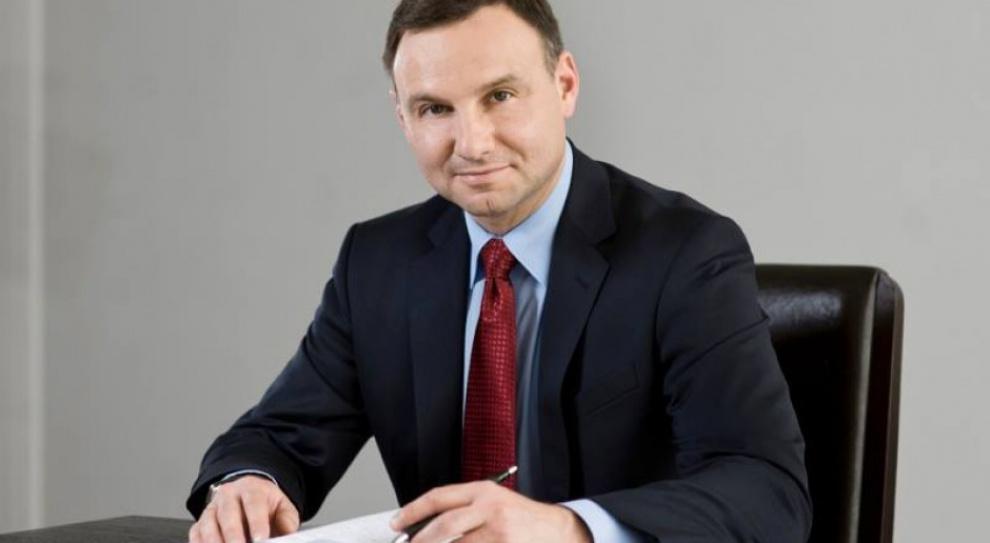 Andrzej Duda zwyciężył w II turze wyborów prezydenckich