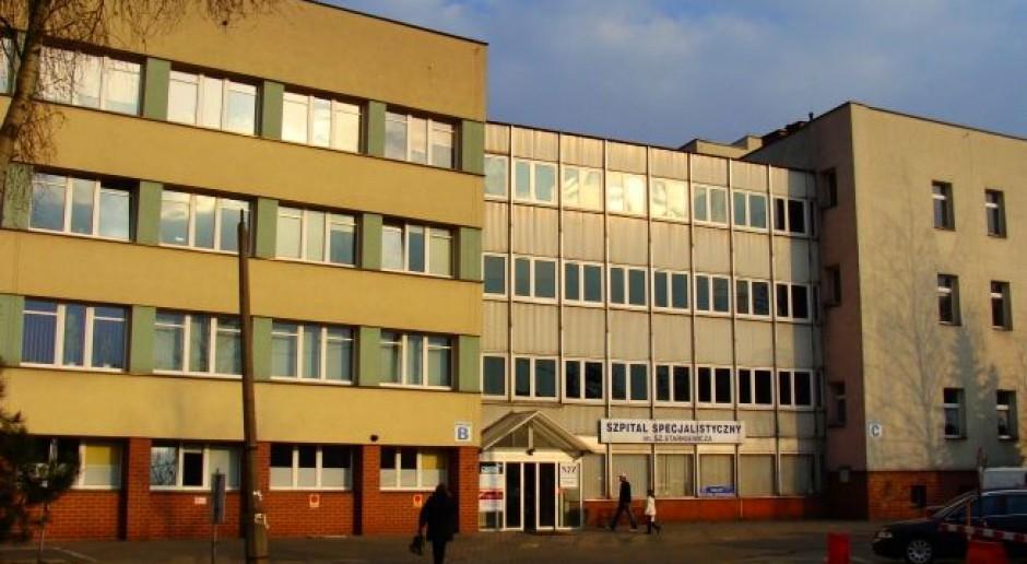 Podwyżki dla pracowników Szpitala Specjalistycznego w Dąbrowie Górniczej