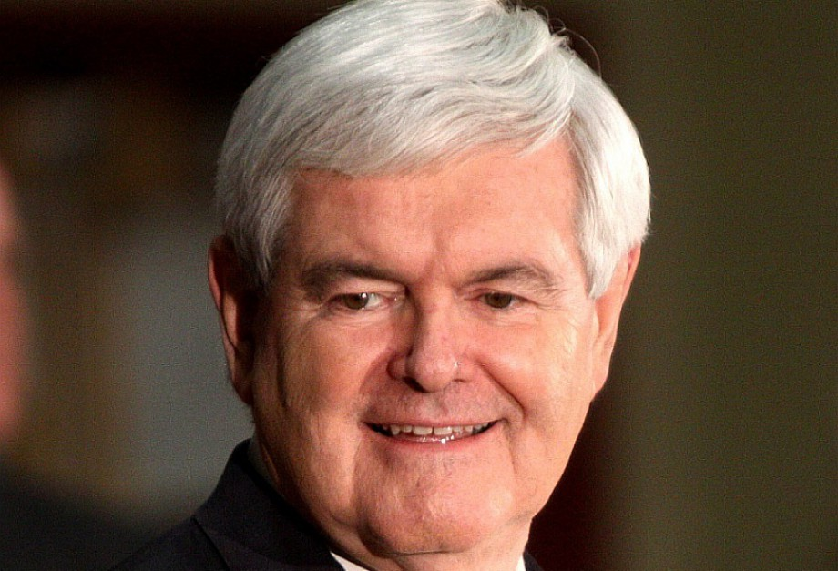 Newt Gingrich senior advisorem w Dentons