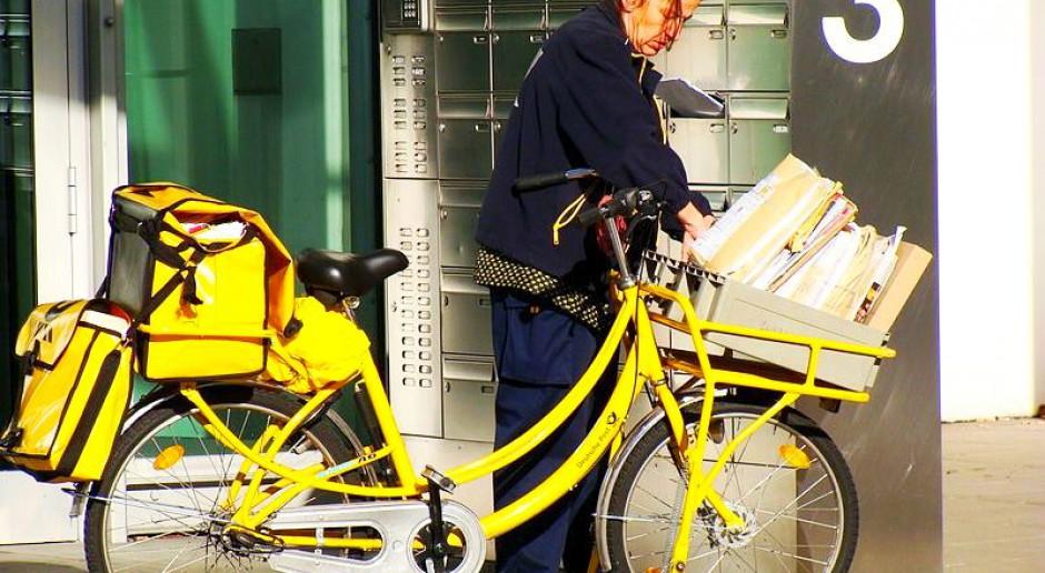 Deutsche Post zastąpiła strajkujących polskimi pracownikami DHL