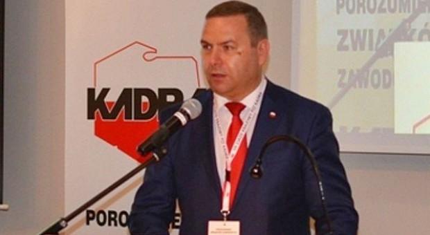 Dariusz Trzcionka szefem PZZ Kadra