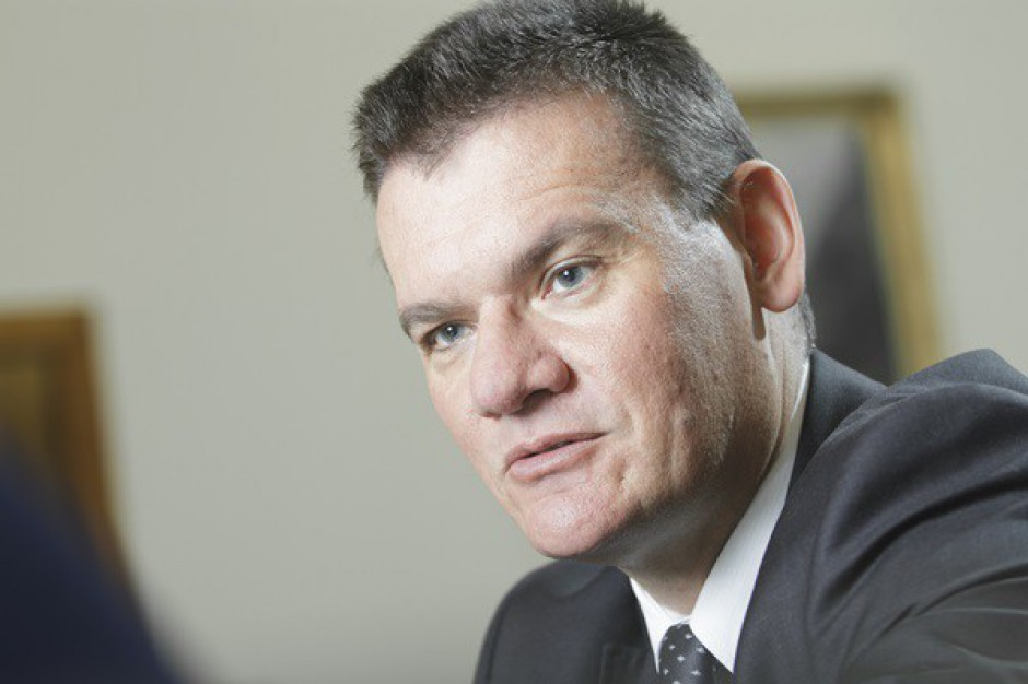 Dariusz Daniluk nowym prezesem BOŚ Banku. Mariusz Klimczak odwołany