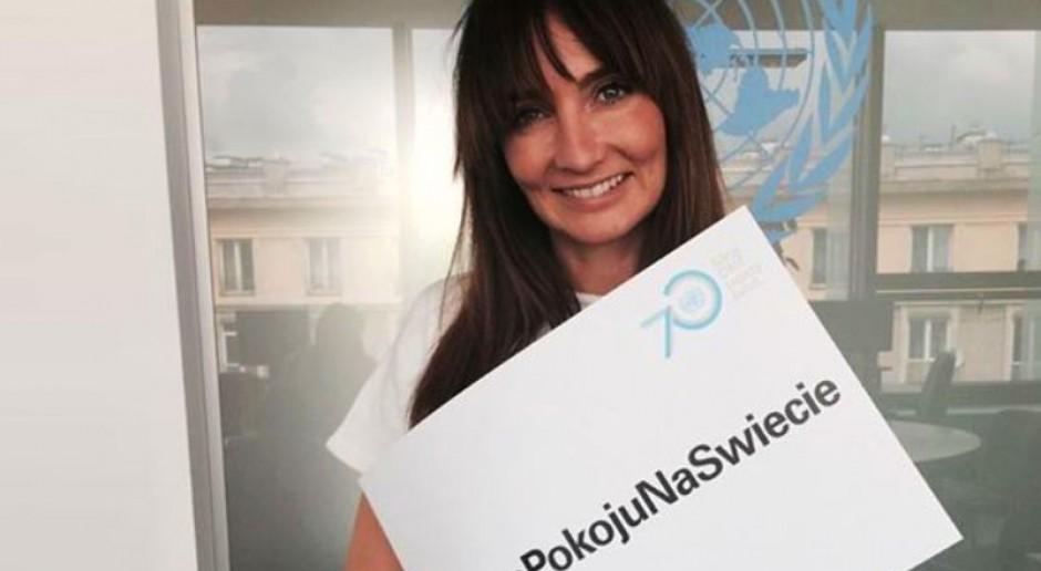 Dominika Kulczyk ambasadorką SOS Wiosek Dziecięcych w Polsce