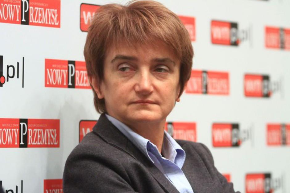 Wasiak: Płaca minimalna dla zagranicznych kierowców to forma protekcjonizmu