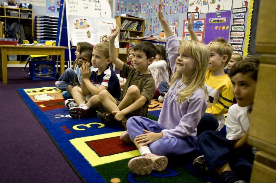 Tylko 36 proc. przedszkolanek ma kwalifikacje do nauki język obcego
