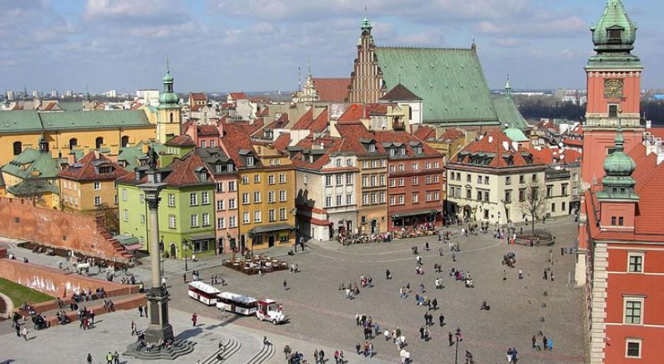 Warszawa: Powstaną nowe miejsca pracy w usługach, finansach i nowych technologiach