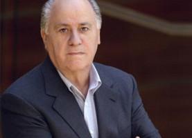 Amancio Ortega drugi na liscie najbogatszych ludzi świata
