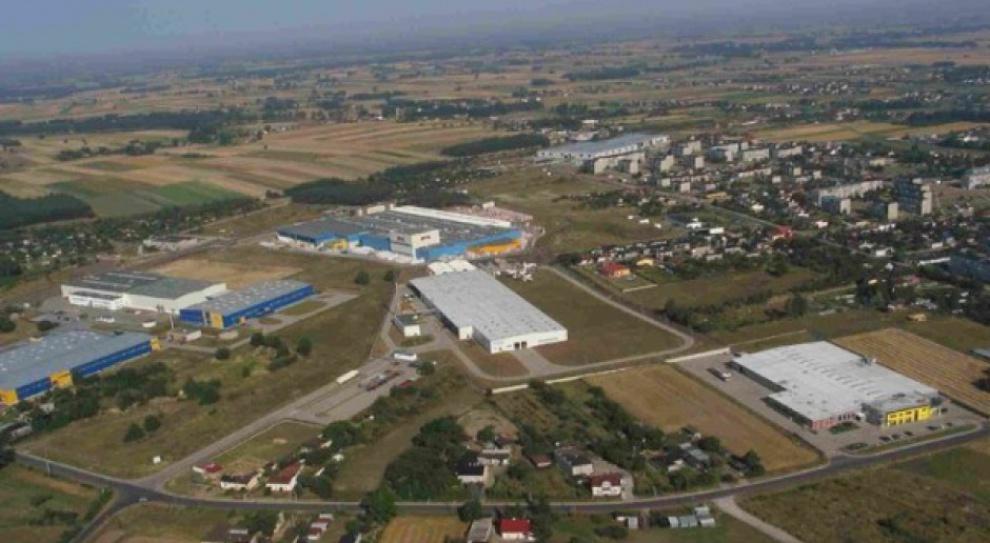 Nieruchomości na sprzedaż w podstrefie Łapy Tarnobrzeskiej SSE