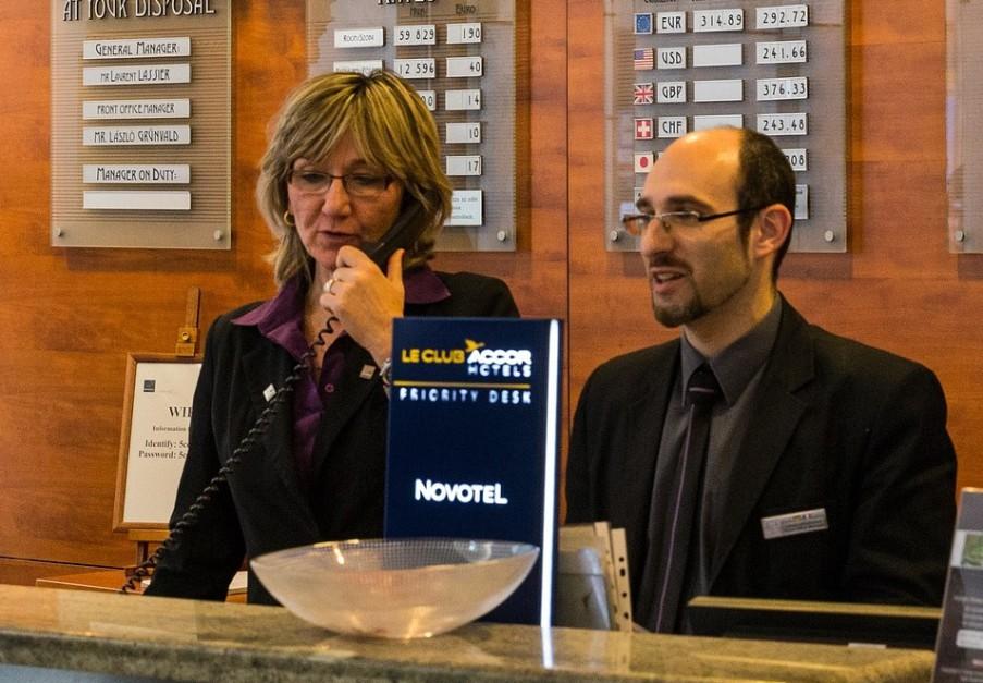 Praca w branży hotelarskiej - wykształcenie nie jest ważne