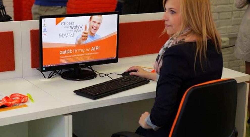 Firma na próbę bez ZUS w Akademickim Inkubatorze Przedsiębiorczości w Zabrzu
