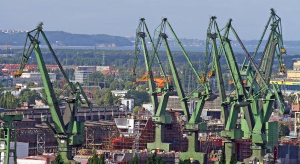 Stocznia Gdańsk zatrudni monterów, spawaczy, traserów, kowali i operatorów