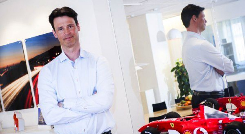 Hans Sjöström dyrektorem ds. rynku samochodowych części zamiennych w SKF