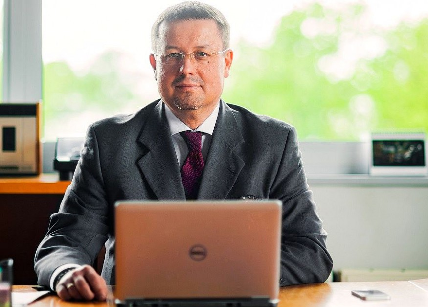 Robert Kamiński prezesem Hansgrohe