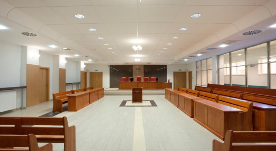 Protesty w sądach: Rozprawy i posiedzenia odwołane