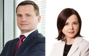 Monika Jakubczyk i Szymon Urbanowicz partnerami w Deloitte
