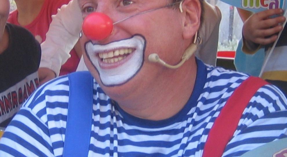 Thomas Sieniawski z Deutsche Post: Listonosz, który po godzinach zamienia się w klauna