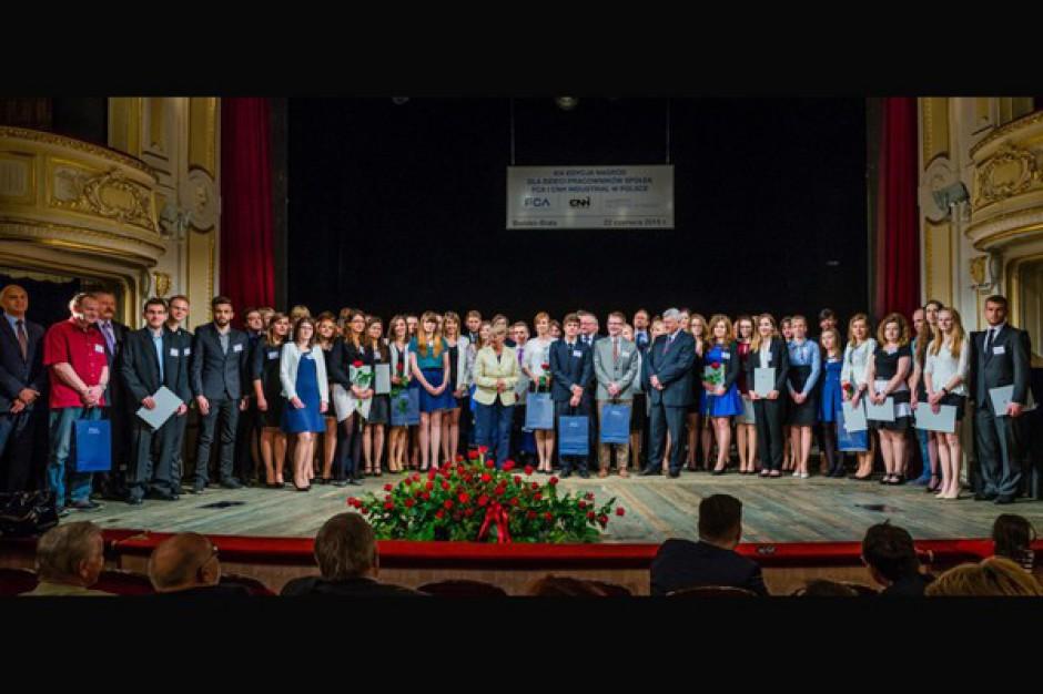 Grupa Fiat Chrysler Automobiles i CNH Industrial nagradza dzieci pracowników