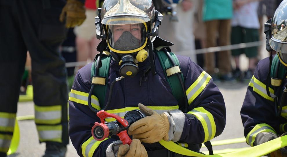 Strażacy żądają  rewaloryzacji funduszy wynagrodzeń. Będą protestować