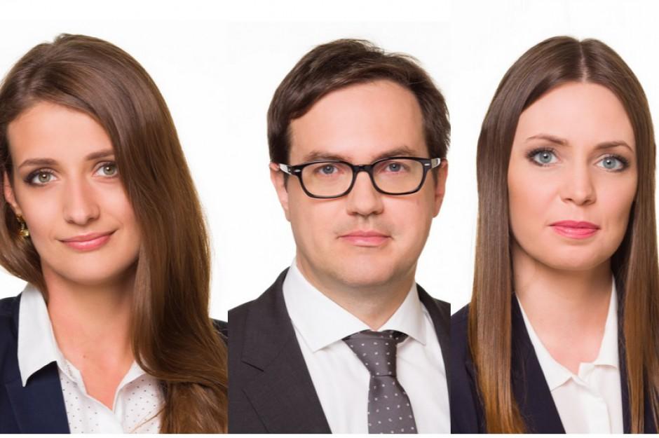 Wojciechowska, Wąsowicz i Leszczyńska dołączyli do kancelarii Dentos