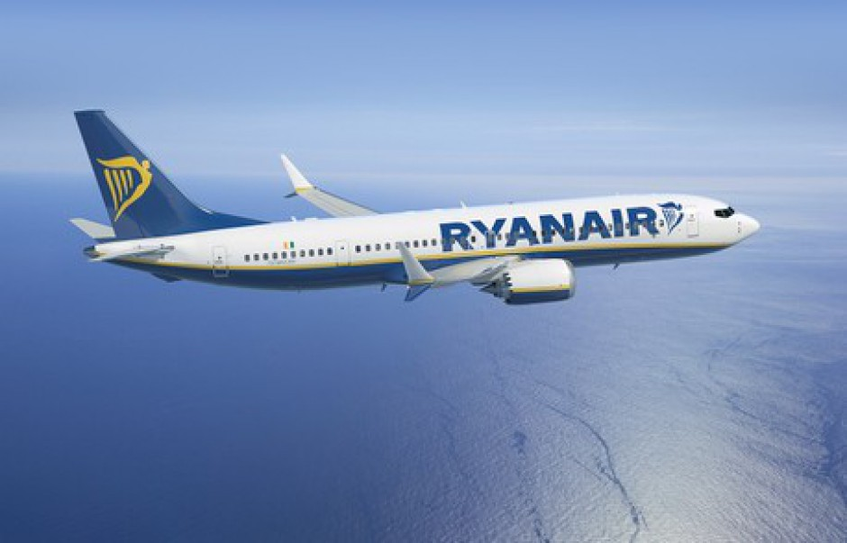 Liniom lotniczym Ryanair grozi strajk w Danii