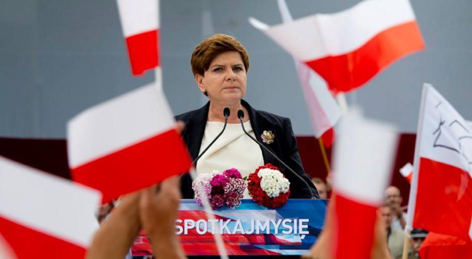 Szydło: Polska potrzebuje pracy, ale pracy godnie opłacanej