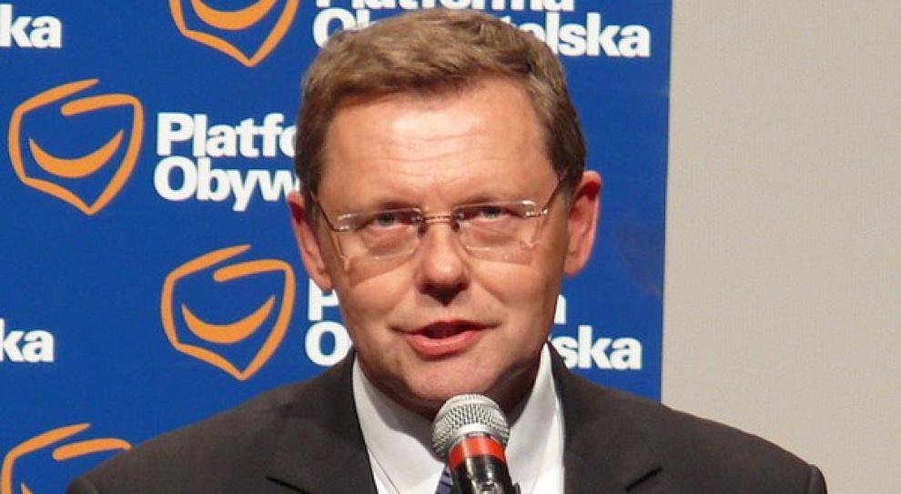 Tomasz Nowak przewodniczącym komisji ds. energetyki i surowców