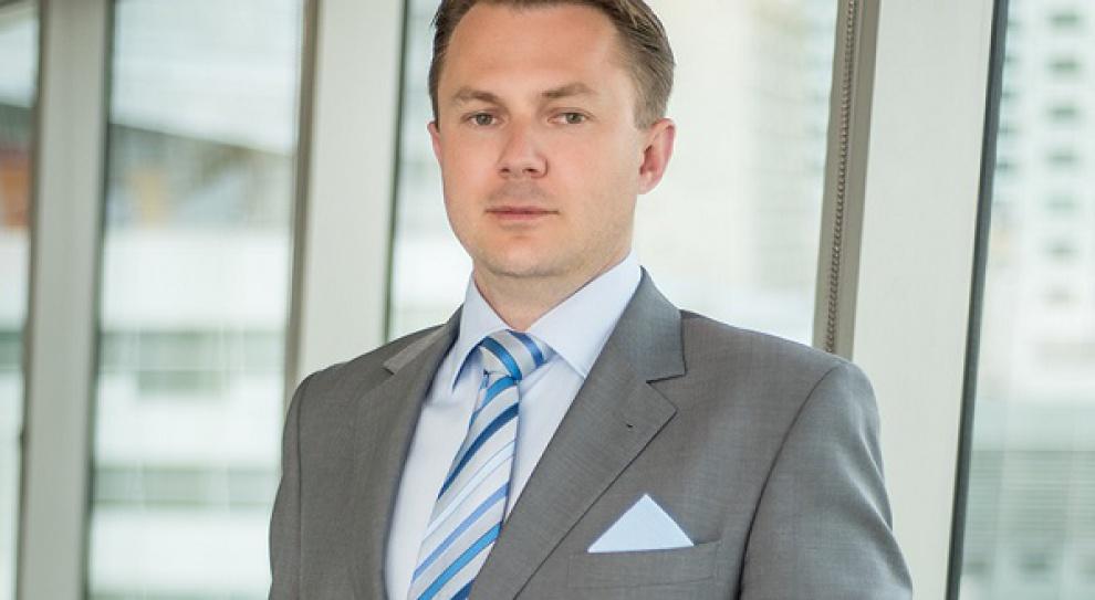 Adrian Biesaga kierownikiem projektu w P3