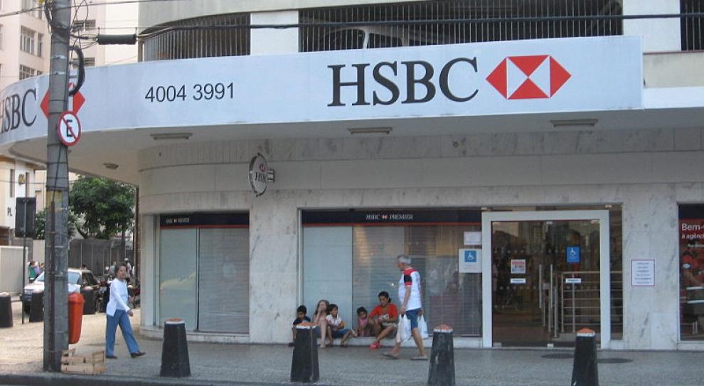 Pracownicy banku HSBC zostali zwolnieni za udawanie islamistów