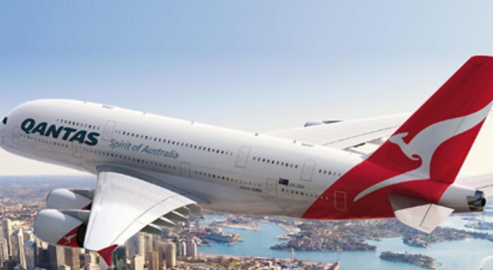 Qantas Airways płaci za zamrożenie płac
