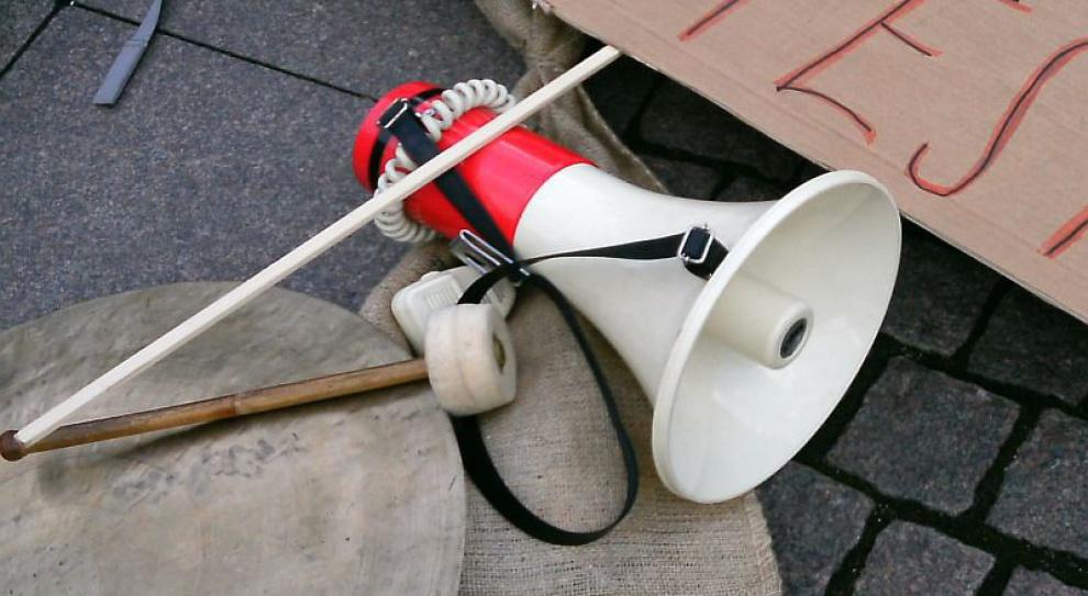 Pracownicy Zakładów Magnezytowych Ropczyce walczą o firmę