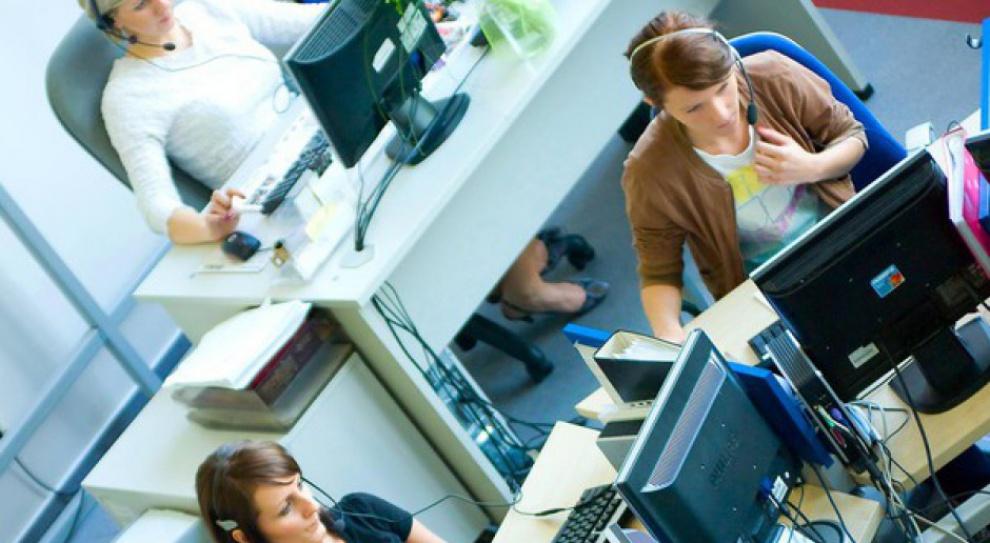 Firmy rekrutacyjne rozwijają się dzięki sektorowi BPO