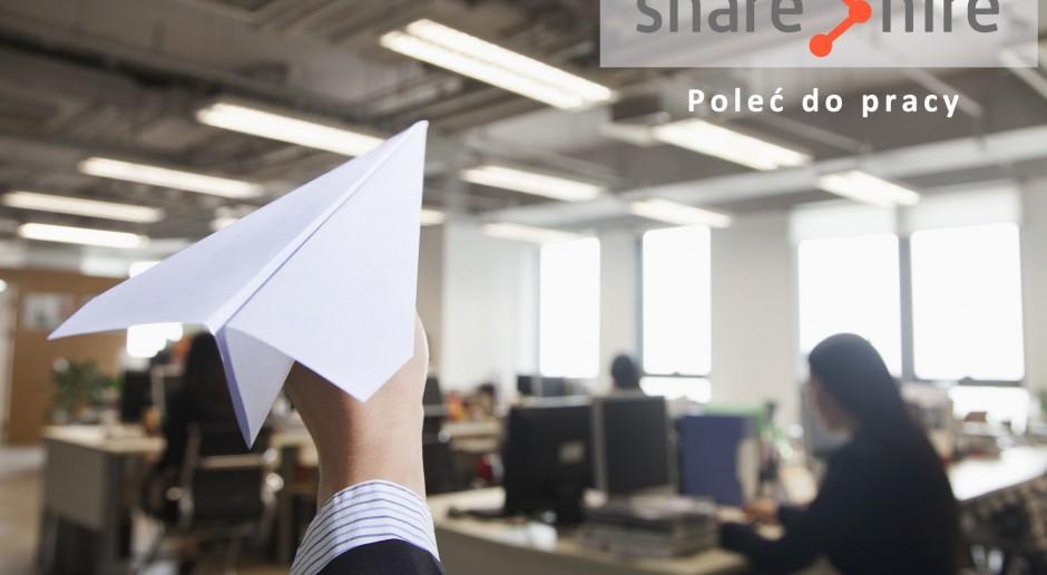 ShareHire - pierwsza polska platforma rekrutacji społecznościowych