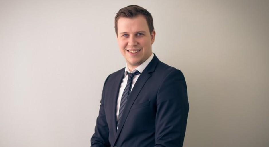Louis-Maxime Juhel starszym konsultantem w BNP Paribas Real Estate
