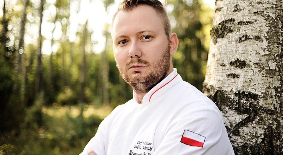 Łukasz Rakowski nowym szefem kuchni w Best Western Hotel Cristal