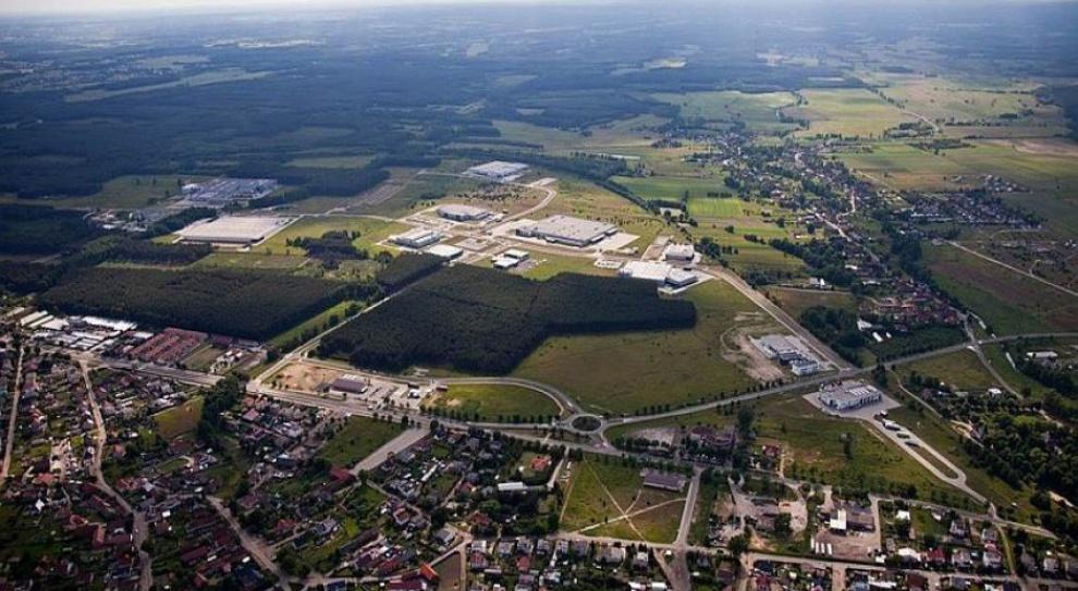 Kostrzyńsko-Słubicka SSE większa o 121 ha