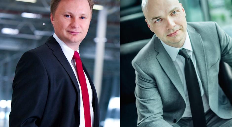 Tomasz Olszewski i Tomasz Puch dyrektorami regionalnymi w JLL