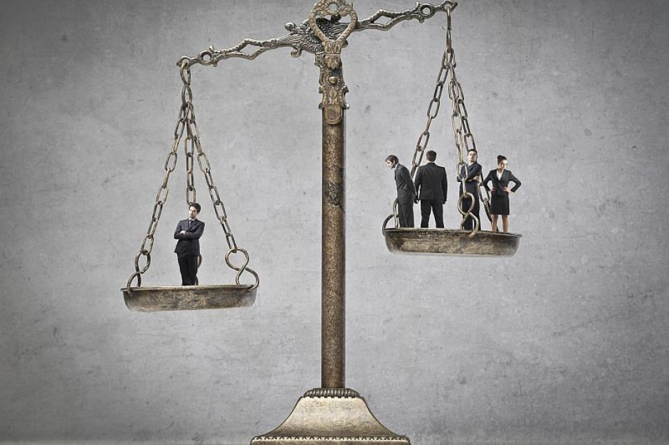 Dysproporcje płacowe w Polsce nie ustępują