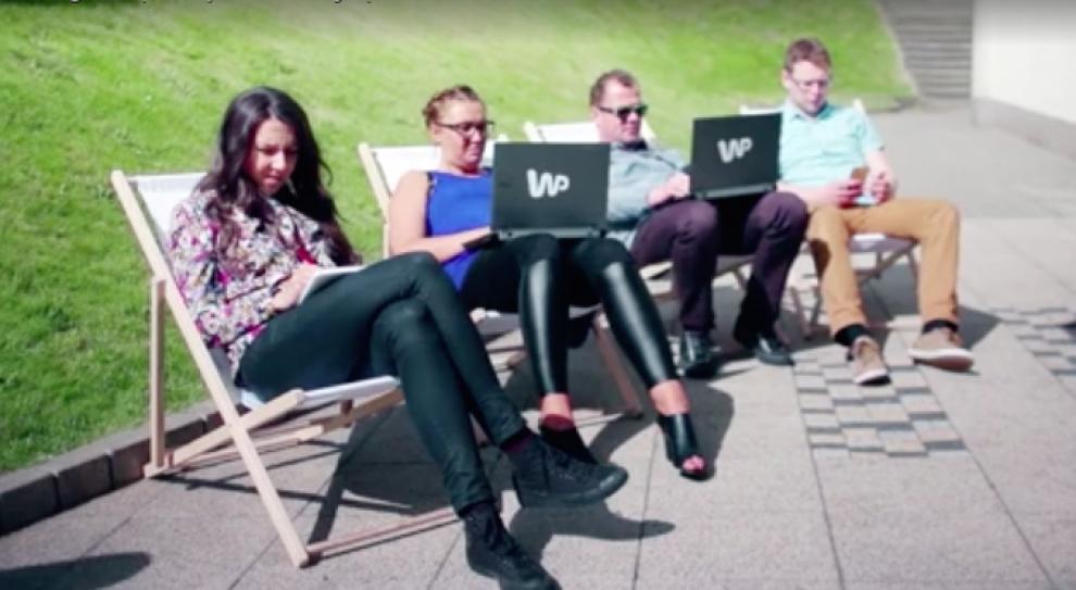 Wirtualna Polska dość nietypowo kusi kobiety pracą w IT