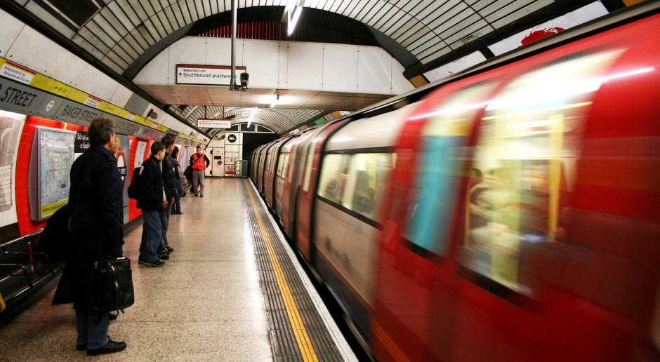 Strajk w londyńskim metrze. Ok. 4 mln pracowników będzie miało kłopot z dojazdem do pracy