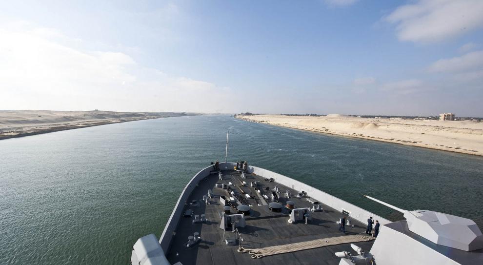 Egipt: Wokół nowego Kanału Sueskiego powstała strefa ekonomiczna
